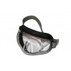WaterWay Professional Finswimming Mask - Clear