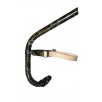 WaterWay Professional Finswimming Snorkel - Camouflage