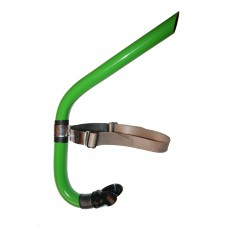 WaterWay Professional Finswimming Snorkel - Green